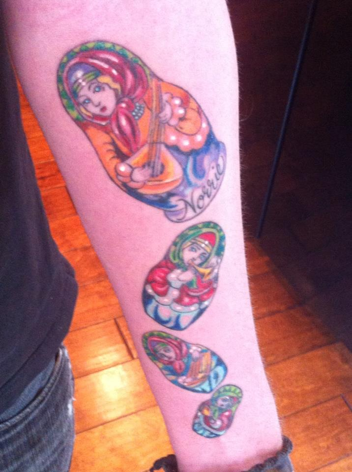 High Times Tattoos Time to Roll up Those Tattoo