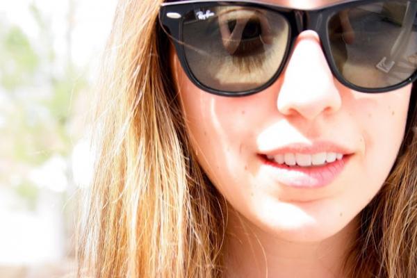 Girls Ray Ban Sunglasses