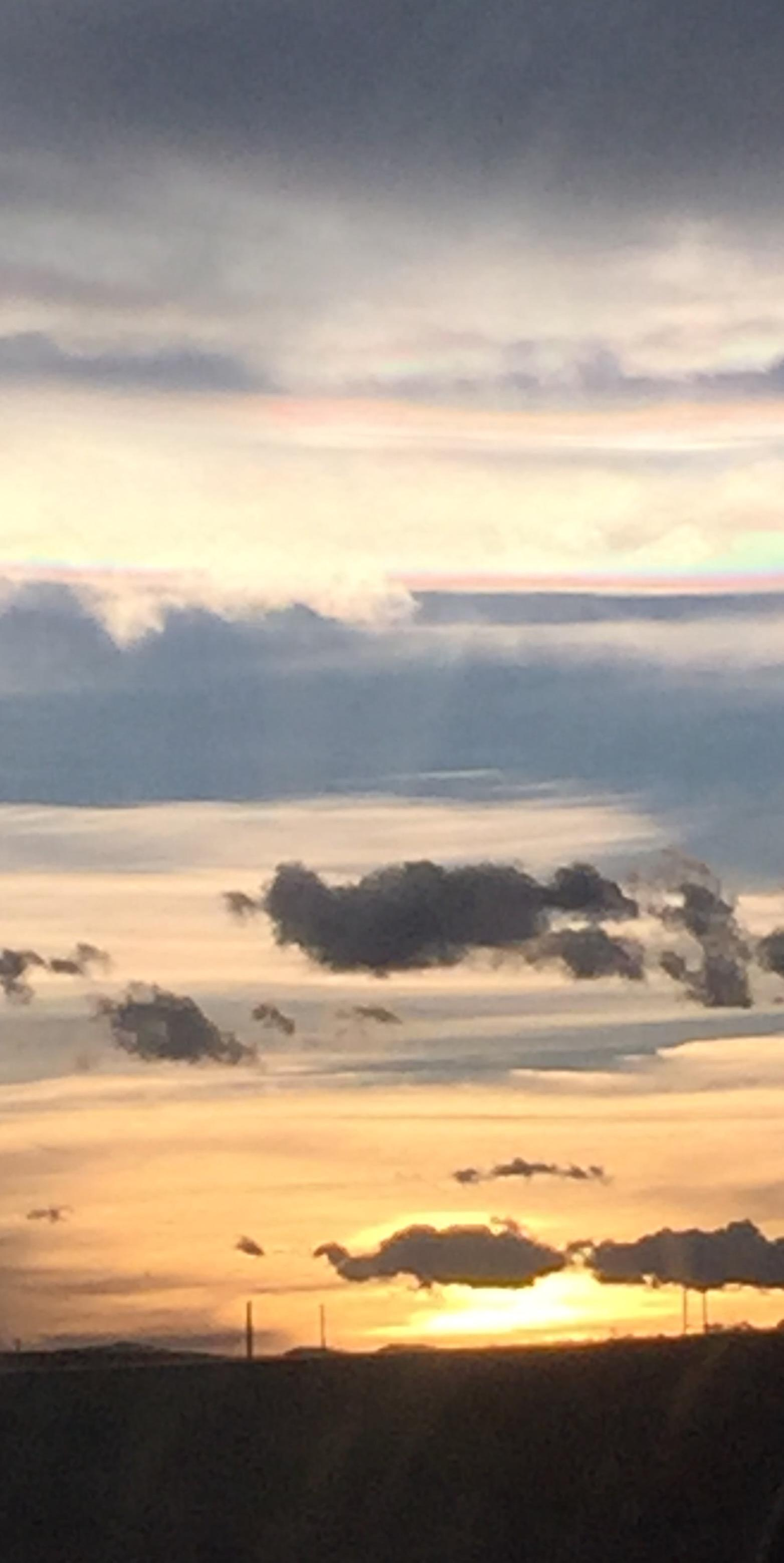 Beautiful Colorado Sunset