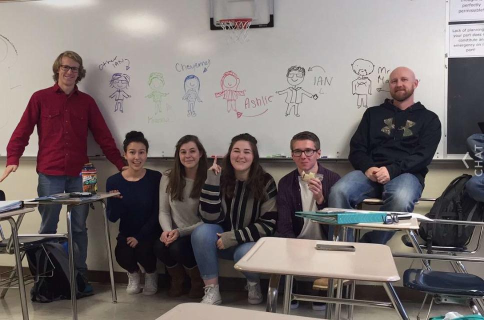 Mr. Mayhew's Kadet Time Class