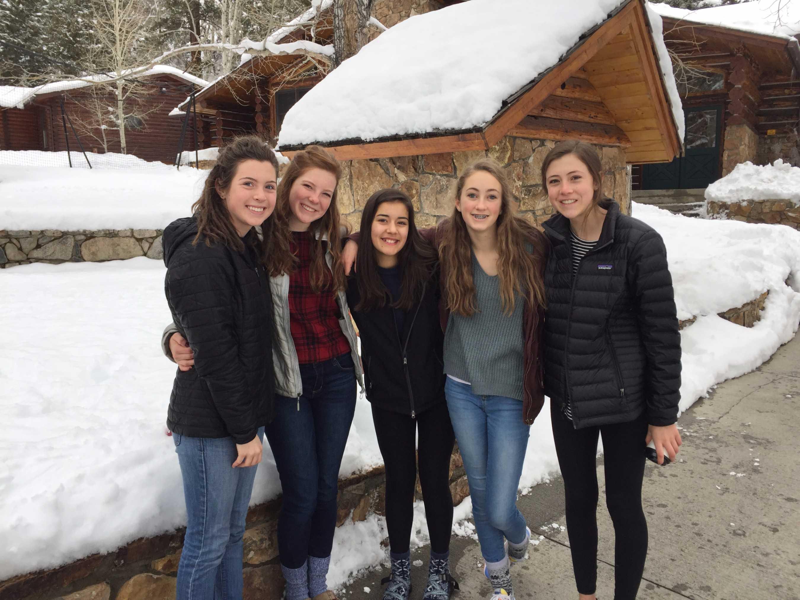 Enjoying the Colorado Winter Season