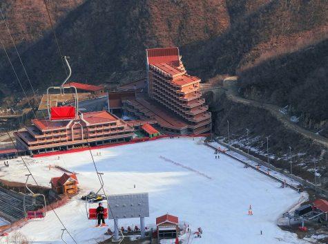 Ski North Korea