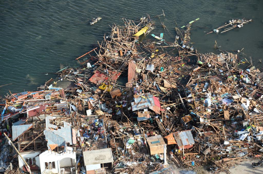 TED ALJIBE. November 11, 2013. Getty Images. Huffington Post. Guiuan, Samar.  Dec. 3, 2013