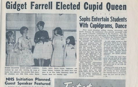 The Jetstream Flashback: Cupid Grams and Valentine Queens