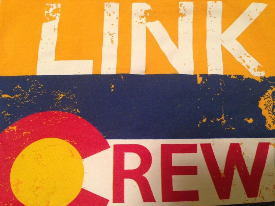"""Link Crew to show """"Total Support"""" this year! Original photo by Emily Olson."""