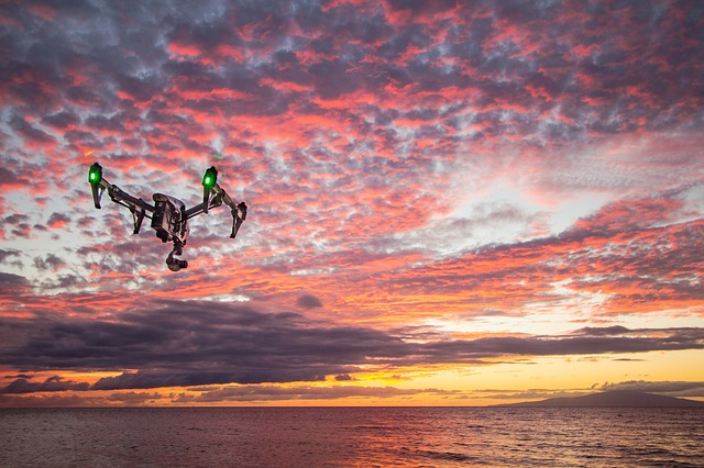 [Drone] Photo via the Creative Commons License, pixabay.com.  Accessed on October 19, 2015.