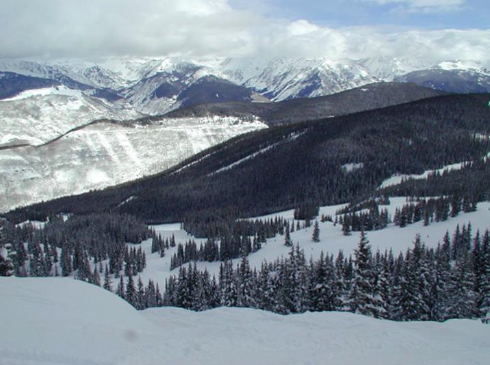 Vail Ski Resort mid 2014-2015 season.  Photo Via Flickr under the Creative Commons license.  https://www.flickr.com/photos/dherholz/104050623