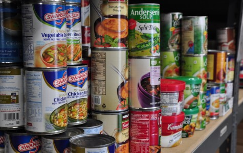 Give Thanks… And Cans of Food
