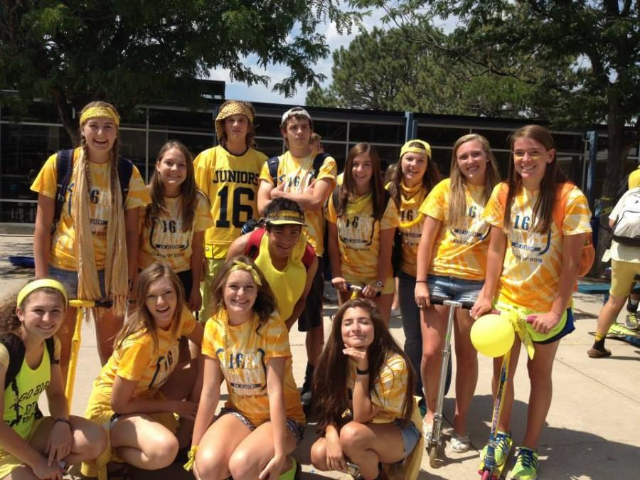 Class of 2016.  Photo used with permission from Hannah Walker.
