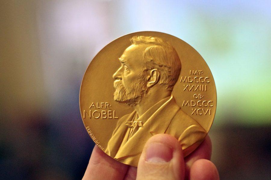 Nobel Prize Medal in Chemistry. Labeled for Reuse Under Flickr Creative Commons