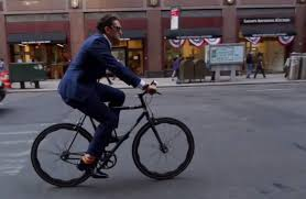 Casey Neistat riding through the streets on New York City. Used via the Creative Commons linscence.
