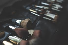 Makeup Brushes labelled for reuse by Google