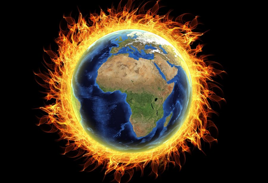 Global Warming. Labeled for reuse from pixabay.