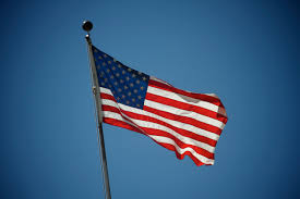 American Flag labelled for reuse by Google
