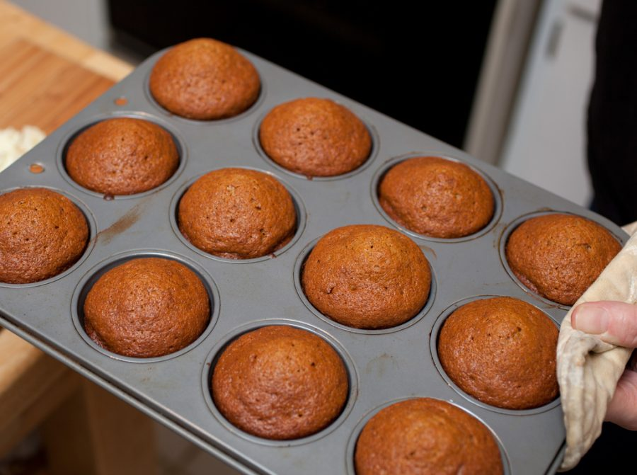 Muffins labelled for reuse by google