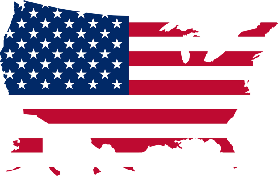 United States of America. Labeled for reuse by Pixabay.