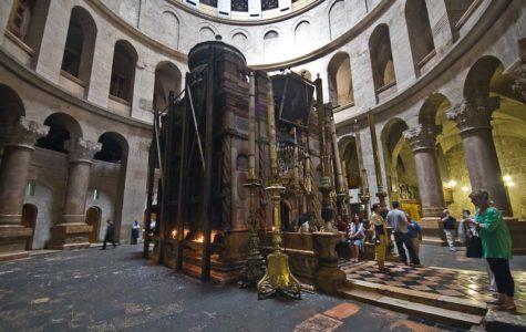 Disintegration of Historic Landmarks
