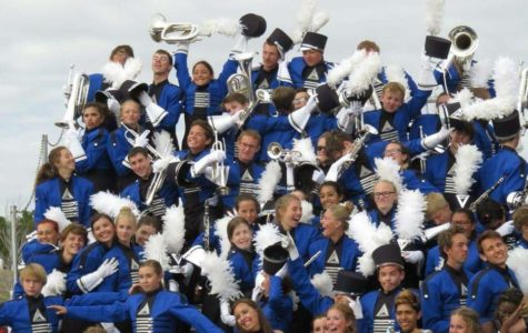 Air Academy Band Reclaims Title