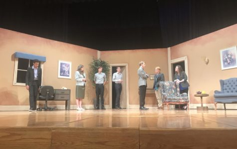 Air Academy Presents… Rehearsal for Murder