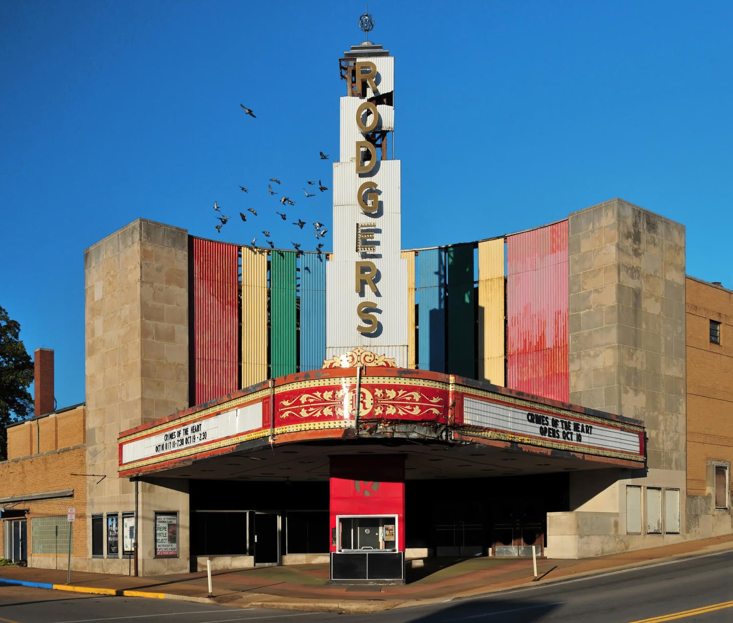 Rodgers Theater in Missouri