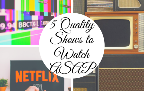 5 Quality Shows to Watch ASAP