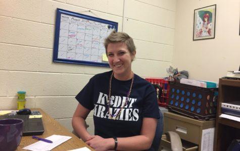 Teacher Katie Klostermann Wins Battle with Cancer