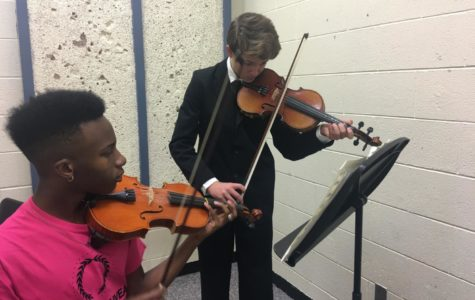 Orchestra Prepares for A New Season