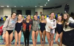 Girls Swim Dives Into the 2018-2019 Season