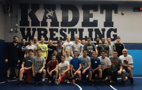 Wrestling Builds Skills and Community
