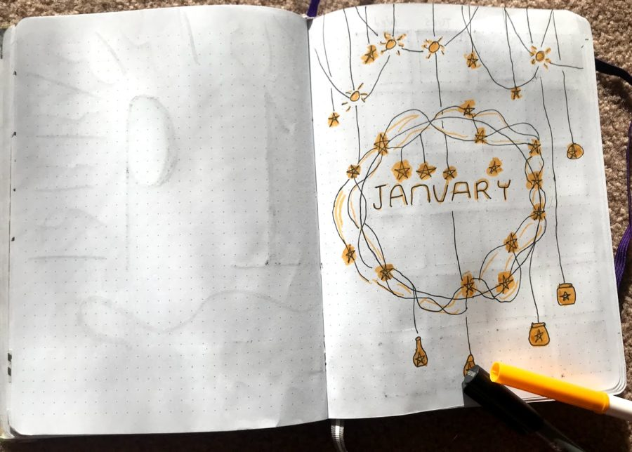 Bullet Journaling was created in 2013 by Ryder Carroll.