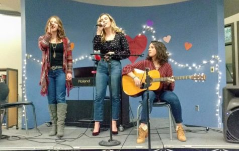 AAHS Choir Hosts Valentine's Day Benefit Concert