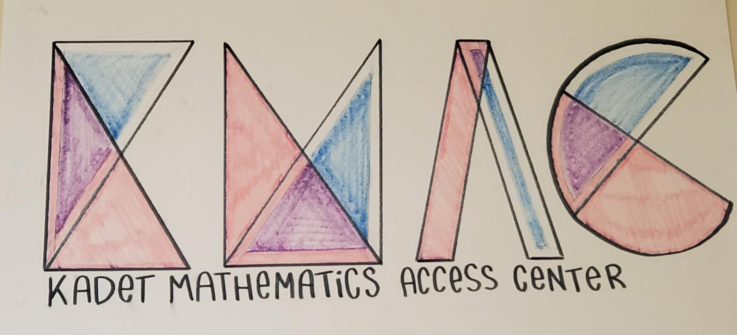 The KMAC, or Kadet Math Access Center, invites math-savvy students to help tutor their peers with the supervision and assistance of math teachers.