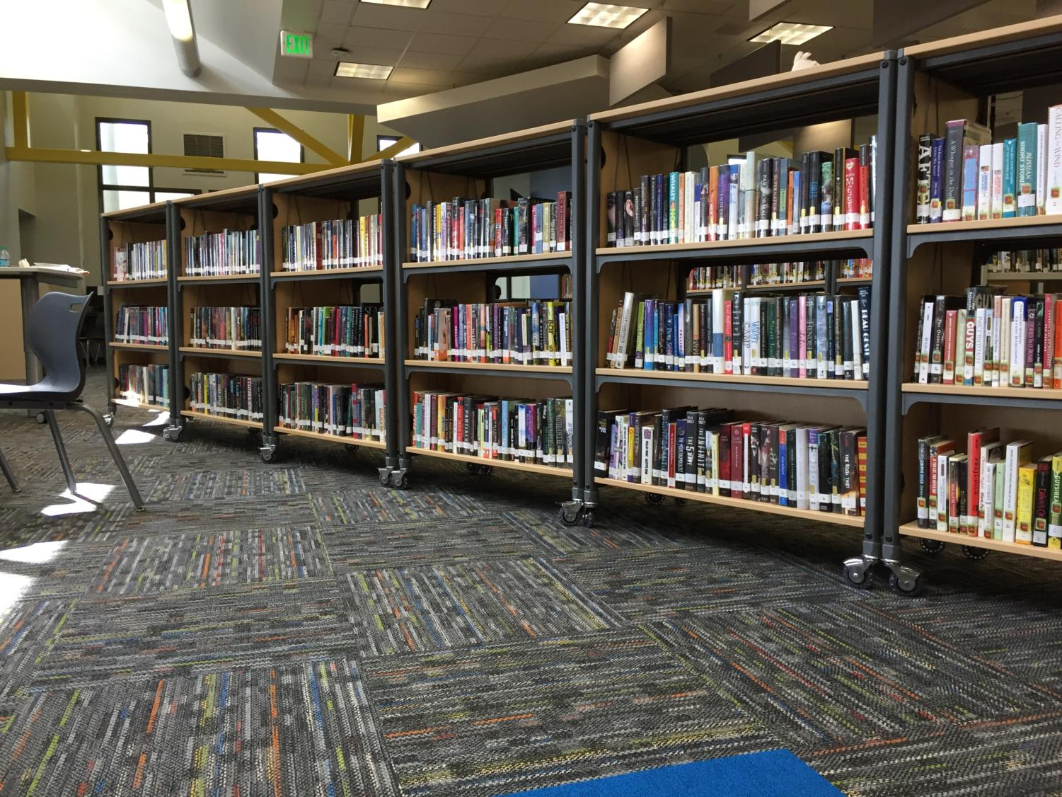 The AAHS library has been questioned of its worth and usefulness.