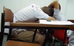 The Issue with Sleeping in Class