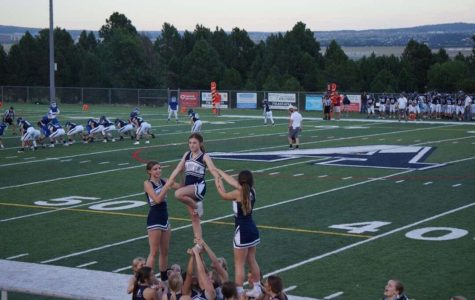 Cheerleading–A Sport or an Activity?