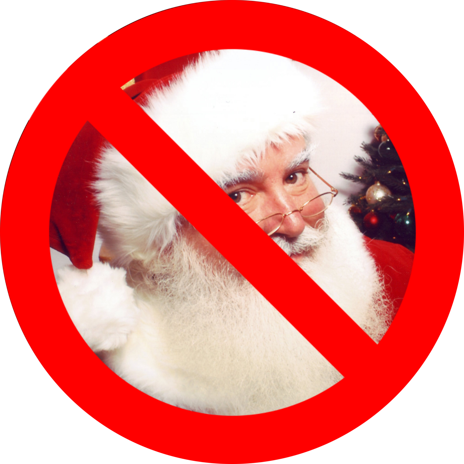 Santa can't come out to play until I've thrown out an entire Turkey.  Santa from: https://www.google.com/url?sa=i&source=images&cd=&cad=rja&uact=8&ved=2ahUKEwiPrYnFl8flAhVJjp4KHWE6CEwQjhx6BAgBEAI&url=https%3A%2F%2Fcommons.wikimedia.org%2Fwiki%2FFile%3AJonathan_G_Meath_portrays_Santa_Claus.jpg&psig=AOvVaw2-EuNyjopYvEYe_JvvybX2&ust=1572634858874994