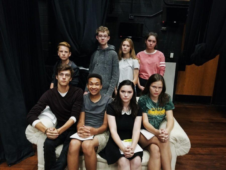 A Midsummer Night's Dream Showcases Air Academy Actors