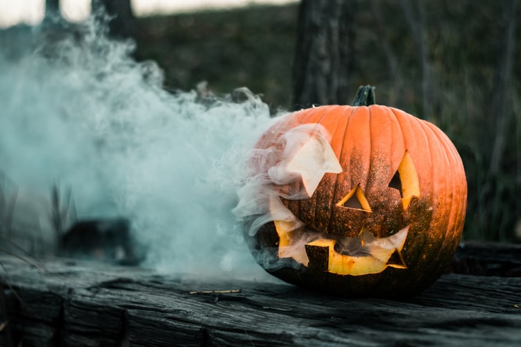 A+pumpkin+goes+up+in+smoke.+Photo+taken+by+Colton+Sturgeon+and+labeled+for+reuse+by+unsplash.com