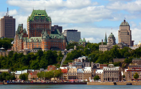 Air Academy's French Class is Going to Quebec