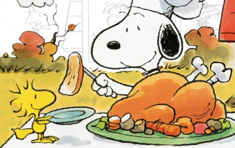 The classic character Snoopy celebrates thanksgiving picture by flickr