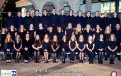 Stealing the Hearts of the Audience: AAHS Chamber Singers' CMEA Journey