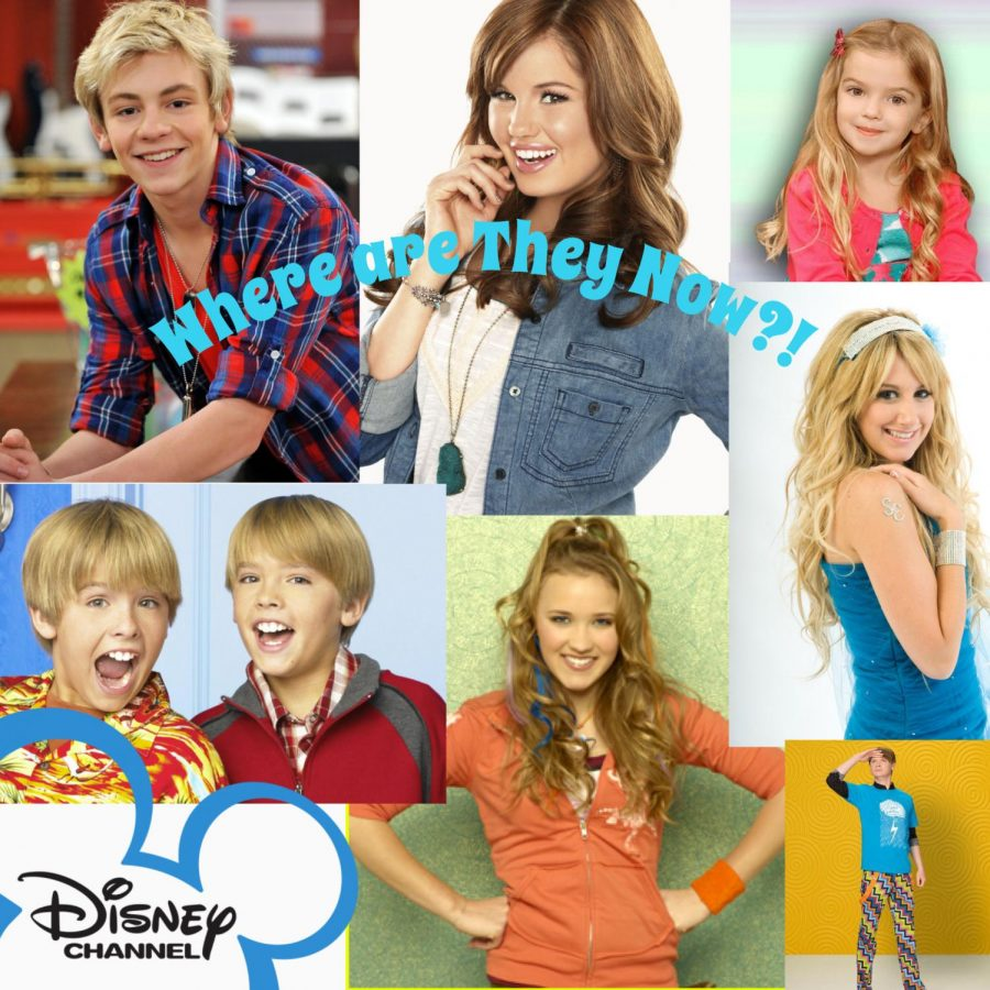 Collection of Disney Channel Stars (Ross Lynch from