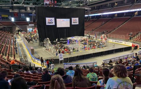 Keeping it Smart With FIRST Robotics