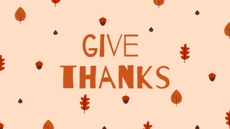 The Thanksgiving spirit has inspired many to be grateful this year.