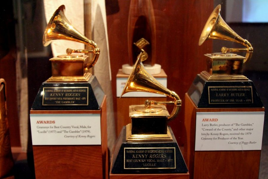 Labled for reuse by Creative Commons. The 63rd Grammys will be held on March 14, 2021.