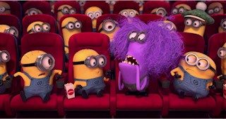 Labeled for reuse by Creative Commons.  Illumination Entertainment