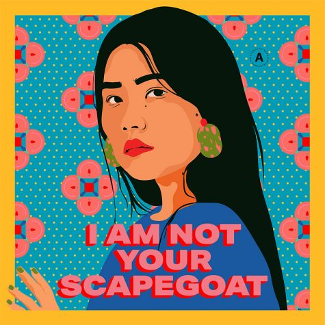 "A portrait of an Asian American woman as part of New York City's ""I Still Believe in Our City"" public awareness campaign. Drawn by Amanda Phingbodhipakkiya, the daughter of Thai and Indonesian immigrants, the posters were then placed in locations where Asian hate incidents had occurred. The posters can now be found all over the city."