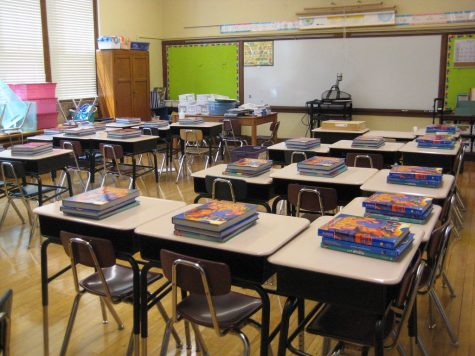 CSLR is geared toward helping students in a physical classroom setting. Photo credit: Flickr.